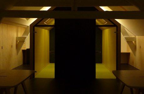 Comme Un Trait architecture Sarthe étude du volume et des lumières